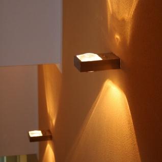 s.LUCE BigX / Wandleuchte Up/Down / Alu-matt / Wandlampe - Vorschau 2
