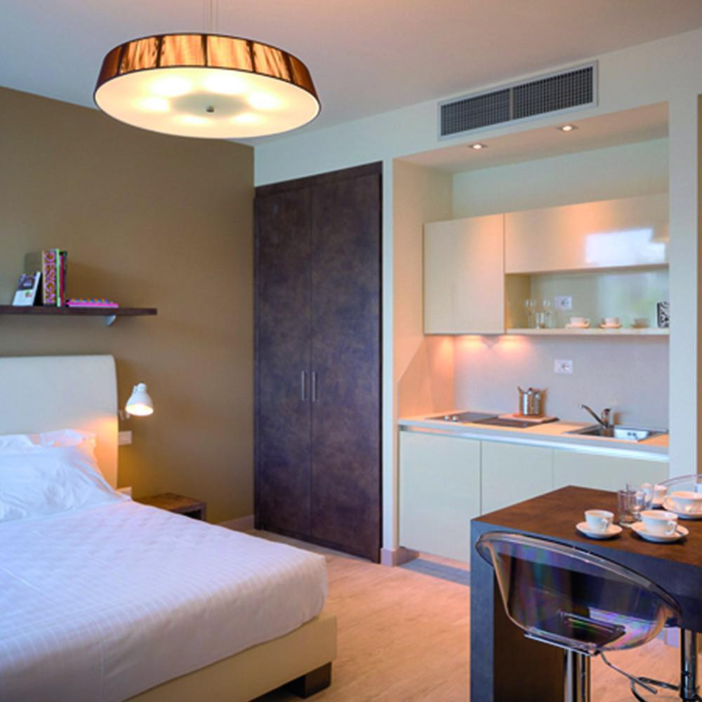s luce twine l stoff h ngeleuchte h ngelampe stofflampe braun kaufen bei licht design. Black Bedroom Furniture Sets. Home Design Ideas