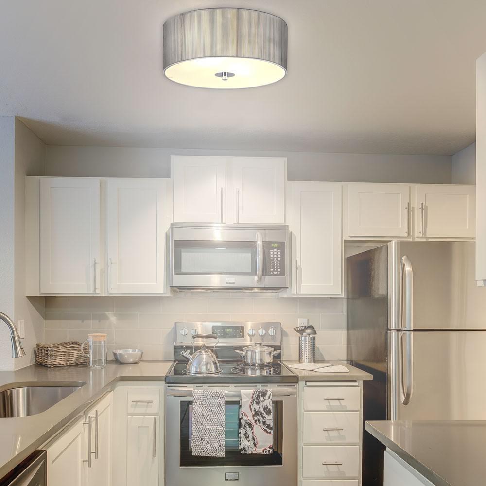 s luce twine s stoff deckenleuchte 30 cm deckenlampe silber kaufen bei licht design. Black Bedroom Furniture Sets. Home Design Ideas