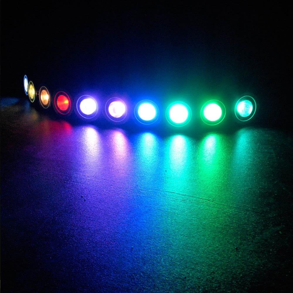starter set 3x gu10 ilight led fernbedienung rgb cct led leuchtmittel lampe kaufen bei licht. Black Bedroom Furniture Sets. Home Design Ideas