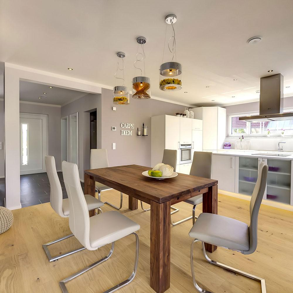 s luce mylight xl pendelleuchte mit schauzylinder. Black Bedroom Furniture Sets. Home Design Ideas