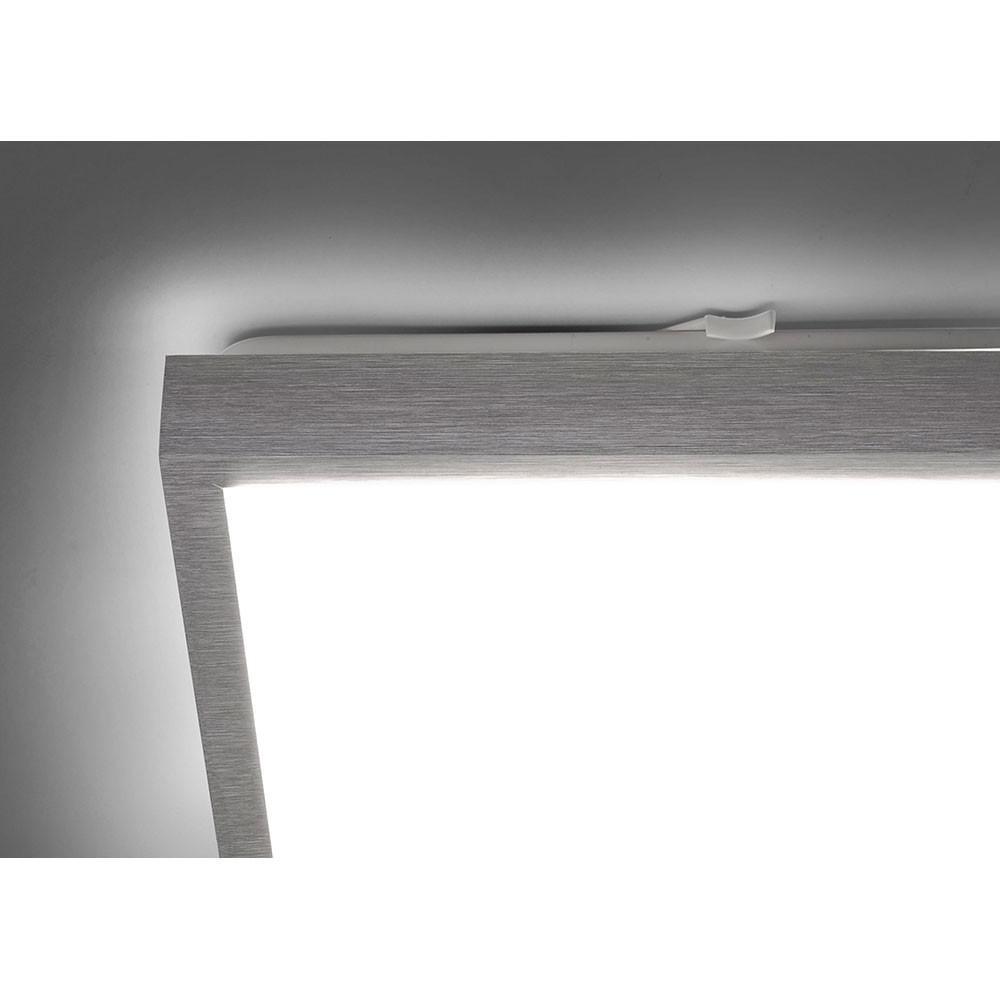 leuchtendirekt 11219 95 led deckenleuchte wolof 30 x 30 cm 860 lumen kaufen bei licht. Black Bedroom Furniture Sets. Home Design Ideas