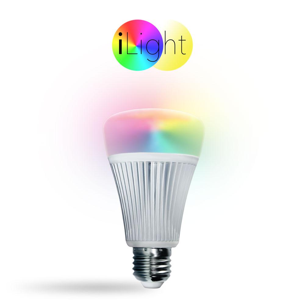 starter set 3x e27 ilight led fernbedienung rgb cct led leuchtmittel lampe kaufen bei. Black Bedroom Furniture Sets. Home Design Ideas