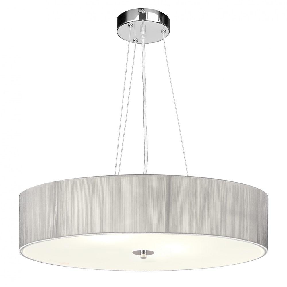 S luce twine l stoff h ngeleuchte h ngelampe stofflampe for Stofflampe decke