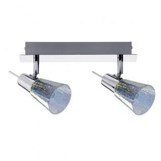 Paulmann Spotlight Omikron Balken 2x42W G9 230V Chrom Metall/Glas /