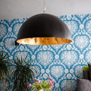 s luce blister pendelleuchte 55 cm schwarz gold pendellampe kaufen bei licht design. Black Bedroom Furniture Sets. Home Design Ideas