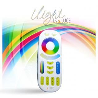 s.LUCE iLight / Touch-Fernbedienung für LED-Leuchtmittel, RGBWW / Zubehör