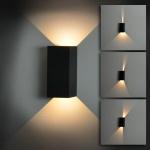 Licht-Trend Change / LED-Wandlampe mit verstellbaren Winkeln / Wandlampe