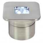 Paulmann Profi EBL Set Mini LED 4x0, 8W 10VA 230/12V 35mm Edelstahl/Metall /