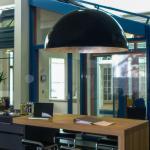 s.LUCE Hall Pendelleuchte mit höhenverstellbarer Aufhängung / Restaurant- & Hotelbeleuchtung