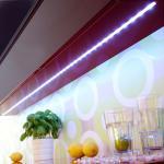 Paul Neuhaus 1270-00 Q-Teania LED Lichtstreifen + Fb. / 24W / 2700-5000K / Transparent