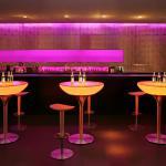 Moree Lounge Table / LED Tisch Pro / 105 cm / Dekorationslampe
