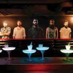 Moree Lounge M 45 / LED Tisch / Dekorationslampe