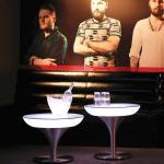 Moree Lounge M 45 / Tisch / Dekorationslampe