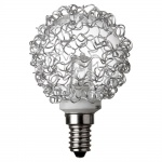 Halogen-Dekor-Energiesparlampe E14 28W / 2700k /