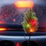 Auto-Weihnachtsbaum / 12V für Zigarettenanzünder / für LKW & Auto