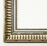 Holz Bilderrahmen Rahmen Foto Urkunden Barock Antik Clever Line 1 Silber 3, 8