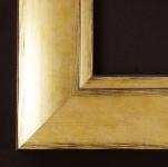 Holz Bilderrahmen Rahmen Foto Urkunden Modern Shabby Vintage Corona Gold 6, 9