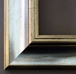 Bilderrahmen Fotorahmen Urkunde Rahmen Holz Antik Barock Vintage Acta Silber 6, 6