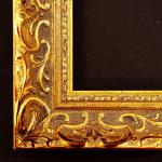Bilderrahmen Antik Impression II Corot-Gold antik, verziert, 5, 0 - Top Qualität