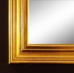 Spiegel Wandspiegel Flurspiegel Badspiegel Antik Barock Clever Line 5 Gold 3, 9