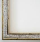 Bilderrahmen Rahmen Holz Klassisch Kiel in Silber 2, 3 - Top Qualität
