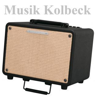 Ibanez Troubadour T30, Akustikgitarrencombo, Leistung 30W, Microphone Channel