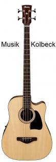 Ibanez AWB50CE-LG Akustik-Bass