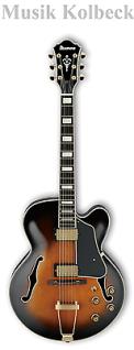 Ibanez AFJ95-VSB, Hollowbody Gitarre Artcore Expressionist Serie VSB
