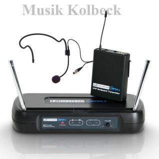 LD Systems LDWSECO2BPH4 Frqu.864.900, Drahtlos, Kondensatormikrofon, Headset