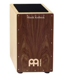 Meinl Cajon CAJ3WN-M Walnut Traditional String Cajons (US patent)