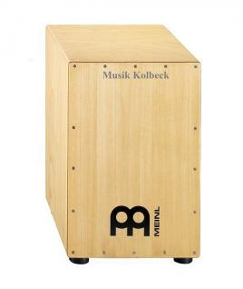 Meinl HCAJ1NT Rubber Wood Headliner® Series String Cajons