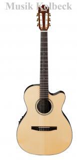 Ibanez GM600CE-NT, Konzertgitarre, 4/4 Größe,