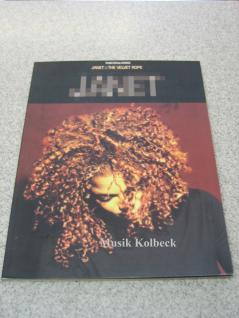 Janet, The Velvet Rope /ANYTHING, EMPTY, EVERY TIME, 0-7692-2114-9
