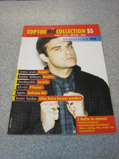 Top 100 Hit Collection 55 m. Robbie Williams, Leona Lewis, 979-0-001-16988-2