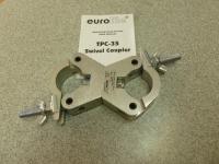 Eurolite TPC-35 Doppelschelle beweglich max. 250kg 59006870