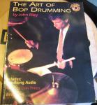 THE ART OF BOP DRUMMING, John Riley, MMBK 0056CD, 978-0-89898-890-1