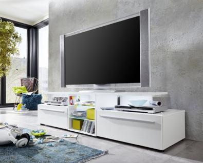 tv schrank weiss g nstig sicher kaufen bei yatego. Black Bedroom Furniture Sets. Home Design Ideas