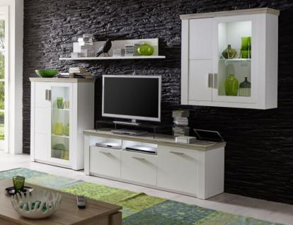Tv pinie wohnwand g nstig online kaufen bei yatego for Wohnwand 2 70