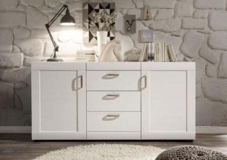 wei e kommoden landhausstil g nstig online kaufen yatego. Black Bedroom Furniture Sets. Home Design Ideas