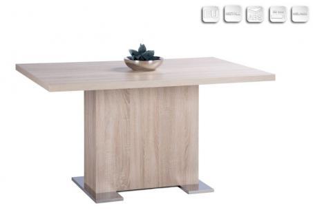 esstisch 140 x 90 g nstig online kaufen bei yatego. Black Bedroom Furniture Sets. Home Design Ideas