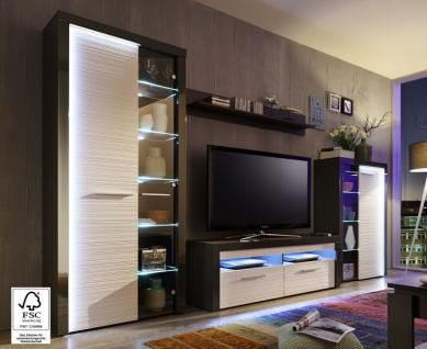 wohnwand g nstig sicher kaufen bei yatego. Black Bedroom Furniture Sets. Home Design Ideas