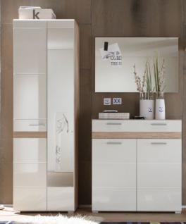 garderobe hochglanz online bestellen bei yatego. Black Bedroom Furniture Sets. Home Design Ideas