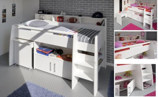 kinderzimmer hochbett m dchen g nstig online kaufen yatego. Black Bedroom Furniture Sets. Home Design Ideas