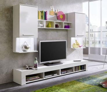 fernsehwand g nstig sicher kaufen bei yatego. Black Bedroom Furniture Sets. Home Design Ideas