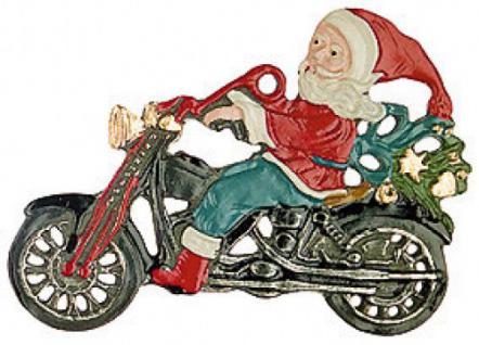 weihnachtsmann auf motorrad g nstig online kaufen yatego. Black Bedroom Furniture Sets. Home Design Ideas