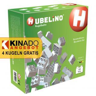 Hubelino - Kugelbahn - Konstruktions-Set - 105 Teile - ab 3 Jahre