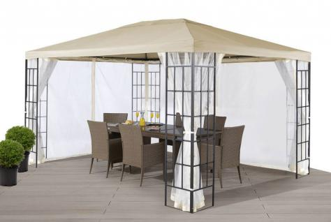 pavillon stahl g nstig sicher kaufen bei yatego. Black Bedroom Furniture Sets. Home Design Ideas
