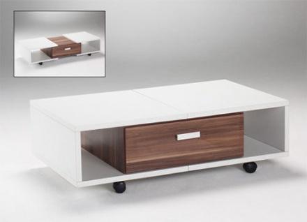 Couchtisch Beistelltisch Tisch Imperial Nussbaum NEU & OVP 2521188