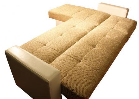 couch mit schlaffunktion und bettkasten bei yatego. Black Bedroom Furniture Sets. Home Design Ideas